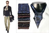 Men Silk Long Scarf/26*160cm/100% Natural Silk Scarves/Classic Unisex Desigual/2014 Autumn&Winter/Factory Direct Wholesale