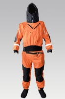 New full dry suit  front  Tizip enter zipper with storm hood  drysuits, dry suits for whitewater,kayak,sailing,fishing