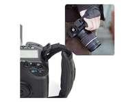 Black Camera Wrist Strap / Hand Grip for Canon Nikon Sony Olympus SLR/DSLR