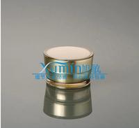 FB 30G Gold acrylic cone- shape cream JAR,Cosmetic Jar,cosmetic container,Cosmetic Packaging