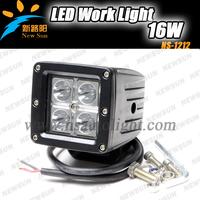 IP68 12W CREE LED off road work light SPOT/FLOOD Work Light BAR 4WD BOAT UTE CAMPING 10-30V DC 4x4 off led work light 12W Cree