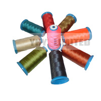 100% H.T polyester sewing thread shoe thread