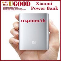Factory Sale 100% Original Xiaomi Power Bank 10400mAh Portable Charger Powerbank External Battery Charger For iphone Samsung