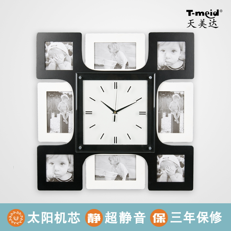 Popular Large Square Wall Clocks-Buy Cheap Large Square Wall ...