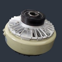 zka 25N.m Hollow  spindle electro magnetic particle powder clutch