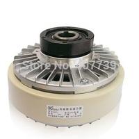 zka printer tension control brake 12N.m Hollow spindle electromagnetic powder clutch