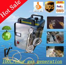 Free Shipment Portable Oxygen Hydrogen Water Welder  HHO Generator100L(China (Mainland))