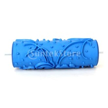 New 2014 Brand New 15cm DIY Paint Roller for Home Wall Decoration 039Y  Free Shipping (China (Mainland))