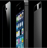 0.26mm Tempered glass For iPhone 5S / 5C / 5 Screen Protector GLAS.t SLIM Led Phone Protective film