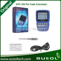 VPC100 icc immo calculator immobilizer pin code reader,professional universal auto diagnostic scanner