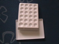 Dental lab dental laboratory Dental material 24 holes mixing plate stain powder mixing tool