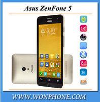 "Free shipping Original ASUS ZenFone 5 Intel Z2580 Dual Core 2.0GHz 2GB RAM16GB ROM 5.0"" IPS Screen Camera 8.0MP GPS Android 4.3"