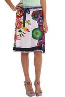2014 Summer Geometric Bohemian Skirts Women Bandage Skirts Celebrity Party Causal Skirts DG065