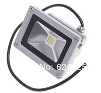1PCS 10W 85V-265V LED Floodlights Outdoor lights Flood lighting warm white / cool white Free shipping