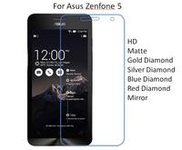 For Asus Zenfone 5 HD/Matte/Diamond Screen Protector Film Free Shipping