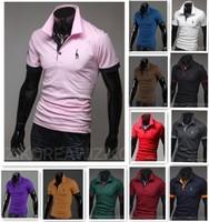 new 2014 onta short-sleeve shirt short-sleeve shirts men's clothing  men brand t-shirt men's shirts social