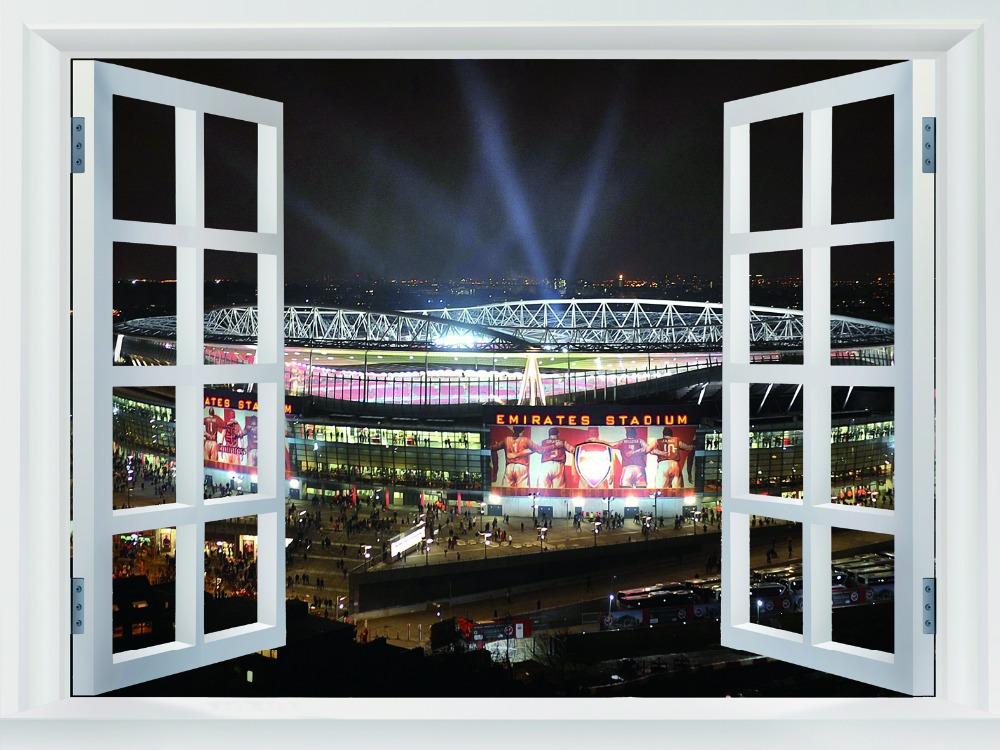 Emirates Stadium Poster Emirates Stadium Arsenal fc