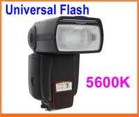 WS-560 Universal LED Flash Speedlite Speedlight for Nikon Canon Olympus Pentax D3100 D5100 1D 5DII 5DIII 50D
