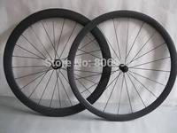 700c carbon tubular wheels,23mm width super light carbon fiber road racing bike wheels(Powerway R13 hubs+CN 424 spokes)