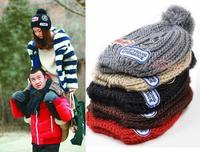 Knit caps Wool hats for women winter hat beanies Skull Cap Skullies