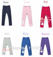 One piece Retail New 2014 Autumn Baby Girls Leggings Girls's Pants Free Shipping