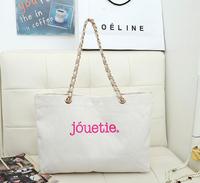 GO FASHION Brand New Lady Canvas Letter Bag Handbag Shoulder Bag Casual Bag Wholesale