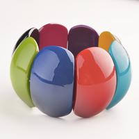 Fashion Hot Selling Delicate Elegant Geometric Surface Enamel  Bracelets&Bangles  New 2014 Items And Gifts