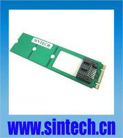 Sintech SATA HDD to M.2(NGFF) B key Socket adapter card +USB power SATA cable