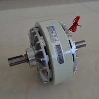 zka Machinery Parts 50N.m two shafts  electromagnetic powder clutch brake re-reeling machine tension control brake