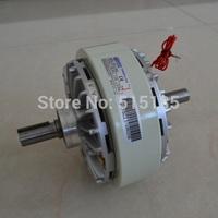 zka Machinery Parts 50N.m two shafts  electromagnetic powder clutch brake re-reeling machine tension control brake