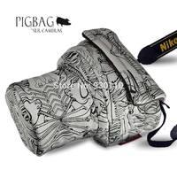 2014 Camera Bag for Nikon D90 D7000 SLR camera