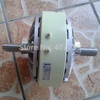 zka Machinery Parts 25N.m two shafts electromagnetic powder clutch brake re-reeling machine tension control brake