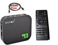 2014 Hot New Android TV box A20 Dual Core TV BOX  Allwinner Cortex-A7 1GB/4GB Flash HDMI  RJ-45 AV OUT XBMC Free Shipping