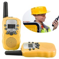 Other t/388 2 LCD 5 Multi 2/way Auto VOX Walkie Talkie T-388