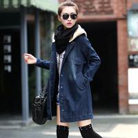 cotton winter coat women 20014 autumn winter korean jackets for women outerwear for women cute jacket free shipping Y101304