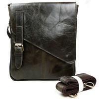 wholesale fashion genuine leather briefcase men messenger bag shoulder bags handmade handbags