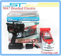 2014 Hot ZD 9047 4WD 1/16 Scale 1:16 Brushed Electric Touring Car RC Drift Truck Buggy Low Shipping Fee For Children  helikopter