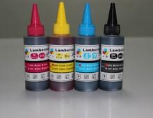Free shipping 4pcs dye Sublimation ink for Epson XP201/XP204/XP401 XP103/XP203/XP207/XP313/XP413 sublimation heat transfer(China (Mainland))