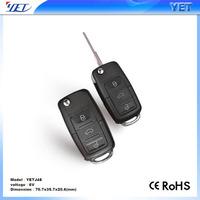 Rolling code 433Mhz wireless remote control car alarm car key