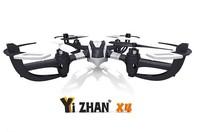 F09361 New Yi Zhan X4 2.4G 4CH 6 Axis 360 Degree Eversion RC Quadcopter UFO Toy RTF + Freeship