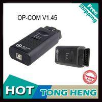 2014 Opel COM Opel Diagnostic Tools op-com v1.45 OBD2 for opel scan tool Free Shipping warming recommed