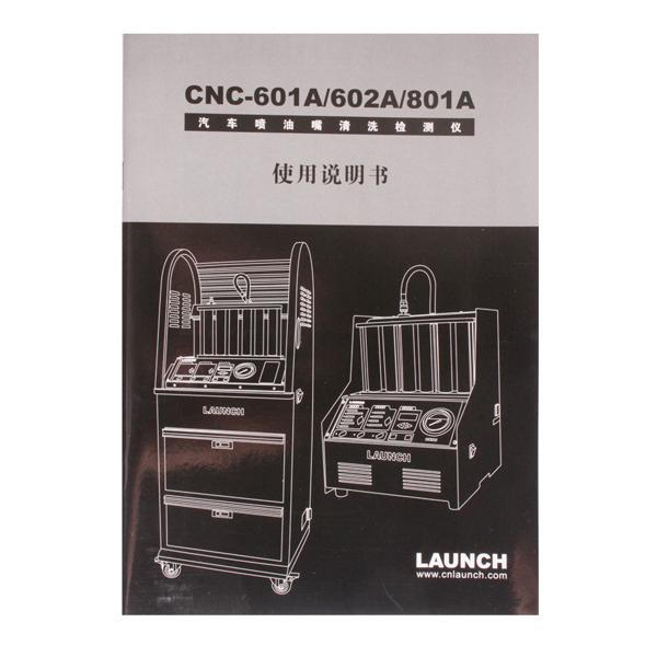[ Запуск дистрибьютор ] 100% запуск CNC-602A CNC602A инжектор чистящее средство и тестер 220 В / 110 В с английский панель