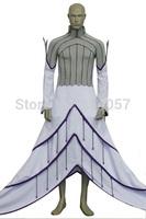 Free shipping Bleach Szayel Aporro Granz Cosplay Costume