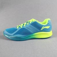 2014 New Mesh Mens Running Shoes Li Ning Shock Absorption Man Trainers