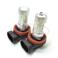 H8 H11 High Power 80W Fog Light Headlight Driving Daytime Running Light Samsung LED Chip Lamp Xenon White DC 12V-24V 2pcs/lot