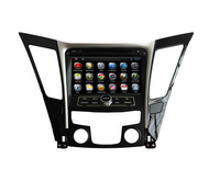 KD8027 Car DVD Navigation  for HYUNDAI Sonata ,pure Android 4.2 ,8 inch screen,Dual core 1G/8G