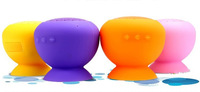 1 pieces/lot  Mushroom Waterproof Speaker Wireless Bluetooth Mini Portable Music Loudspeakers Speaker