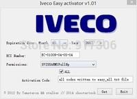 Iveco Easy keygen 7.1\8.1 unlock