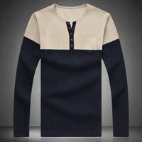 M-5XL big size 2014 hot men's sweaters, long sleeve raglan sleeve slim sweater pullover sweater men's clothing T-shirts 022
