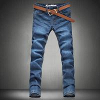 Free shipping Size:28- 46 jeans 2014 men's fashion jeans men big sale autumn clothes new fashion good quality Men's pants #2031